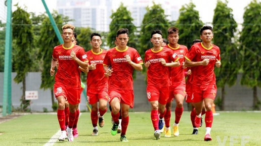 4 calculations of Mr. Park when adding 5 U22 players to the Vietnam team